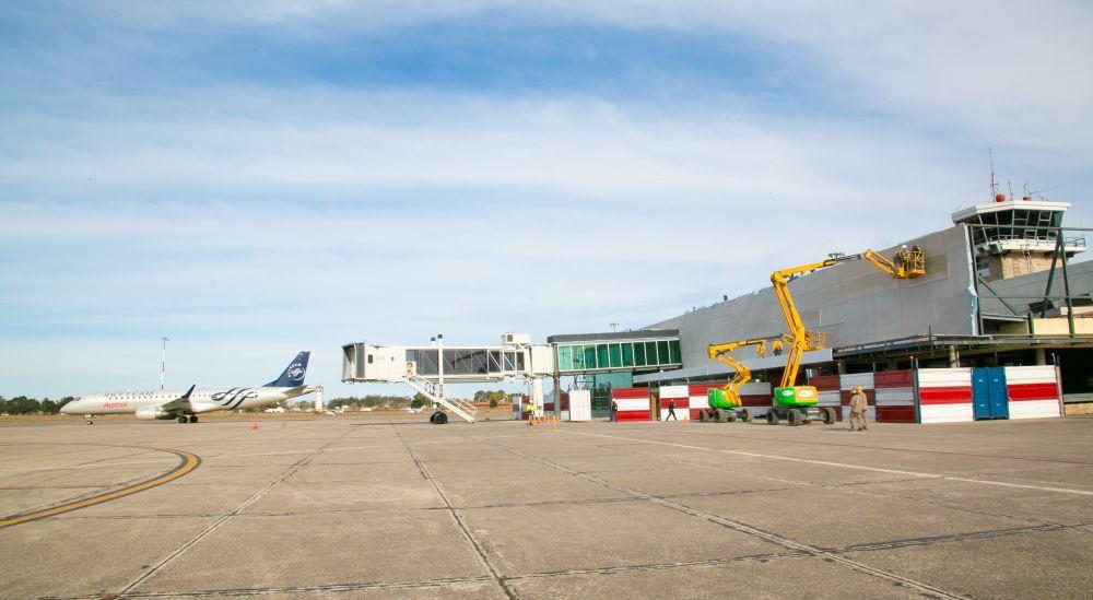 Resultado de imagen para ampliación del aeropuerto de Mar del Plata