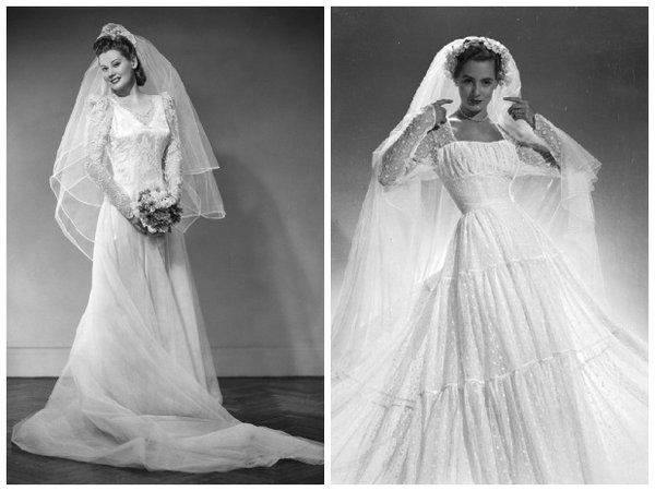 Ah, os clássicos vestidos dos anos 50!
