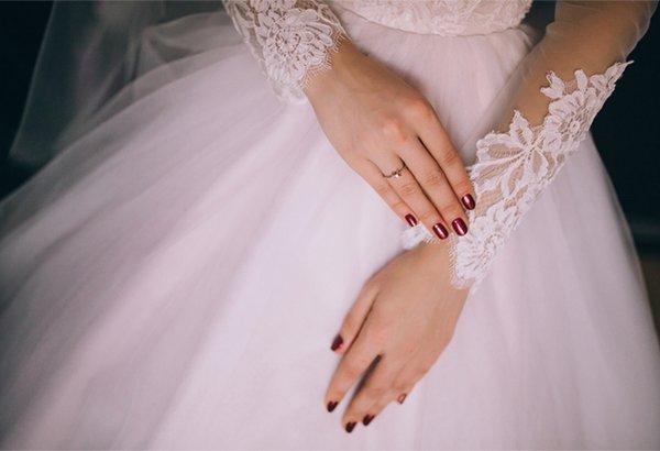 Unhas para noivas! Confira dicas e inspirações!