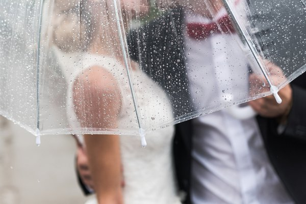 E se chover no meu casamento?!