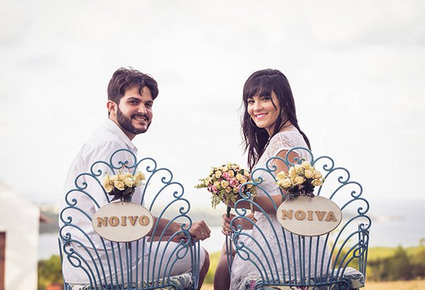 Monte um painel de inspiração do seu casamento no Pinterest