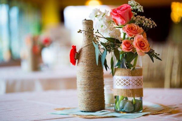 Garrafinhas Decorativas