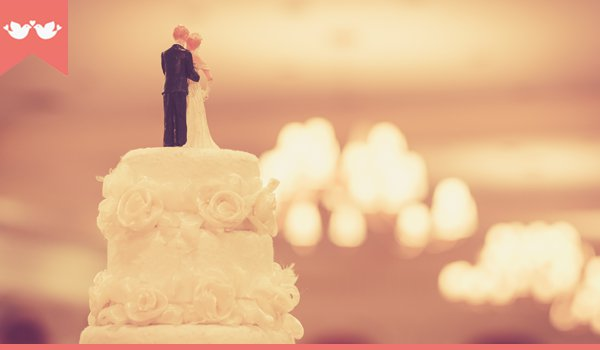como escolher o topo de bolo de casamento?