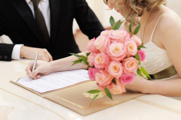 Casamento no civil - Não deixe a ocasião passar em branco.