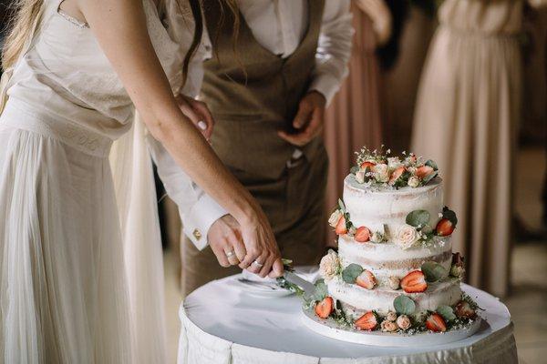 A hora do bolo
