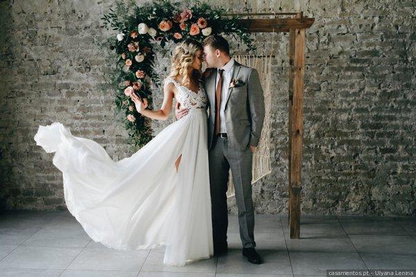 Tendências 2018 - Casamento estilo industrial