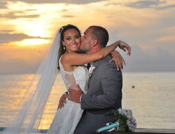 Casamento Louise e Eduardo na Jamaica