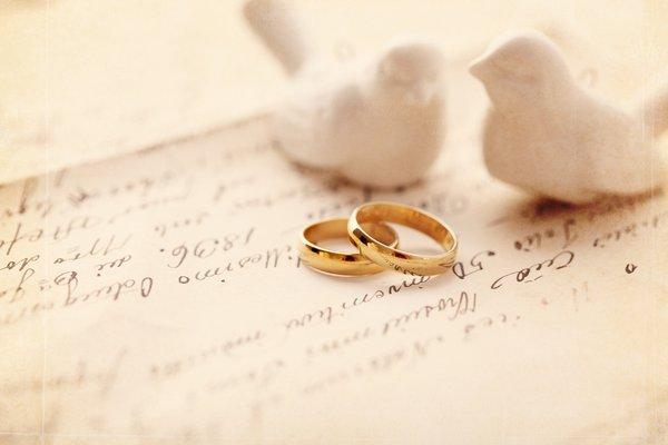 Tendências 2016 | Alianças de Casamento