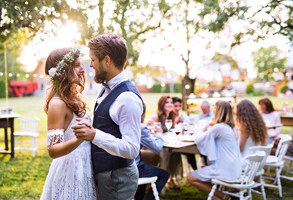 3 maiores tendências de casamento do momento
