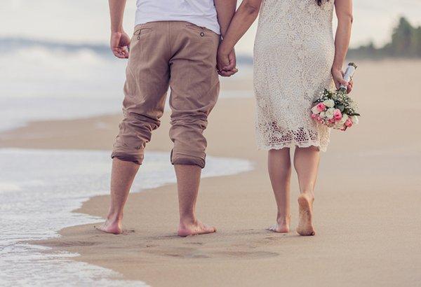 Dicas para realizar o seu casamento na praia!