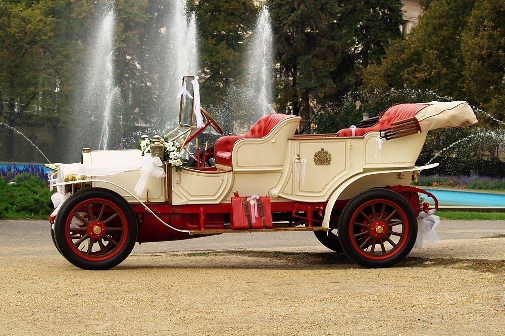 carro de noiva carruagem