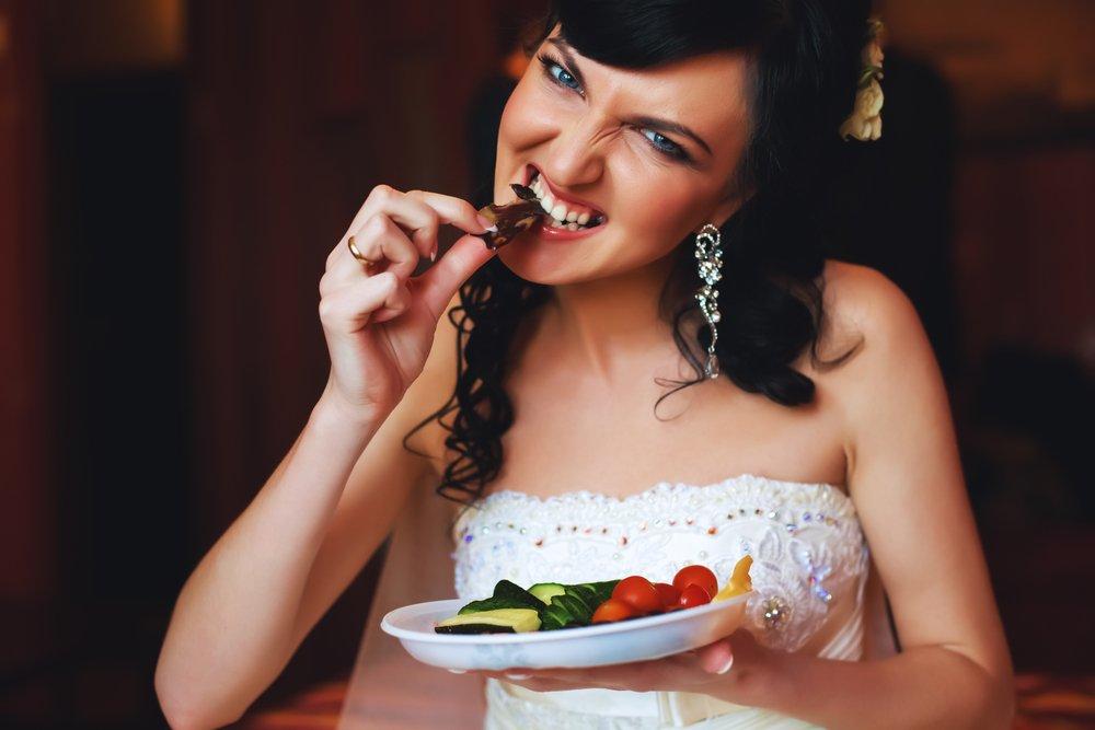 noiva em forma para casamento