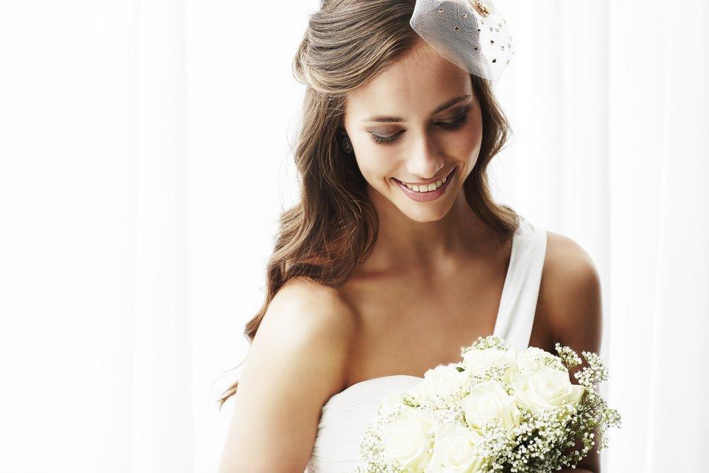cabelo solto de noiva