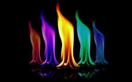 Resultado de imagem para imagens de velas coloridas