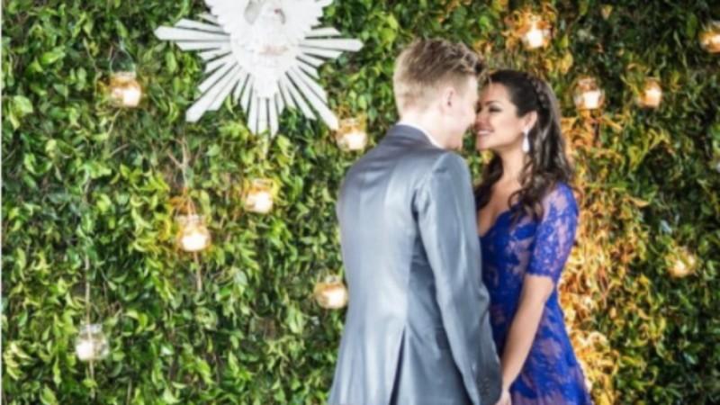 Michel Teló e Thais Fersoza completam 3 anos de casados