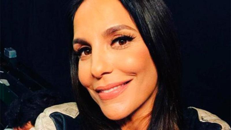 Ivete Sangalo confirma alta e fala das gêmeas