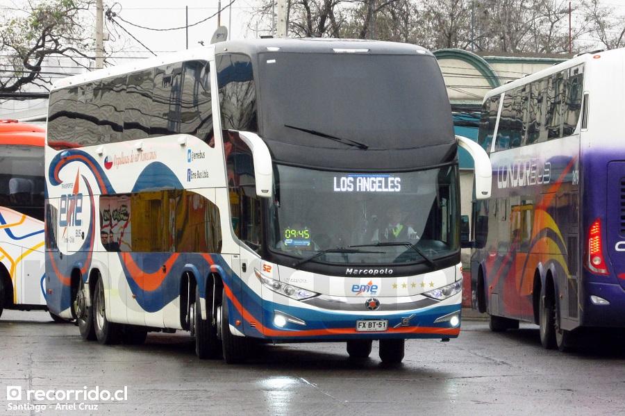 fxbt51 - 52 - eme bus - volvo - paradiso 1800 dd - 8x2 - terminal sur