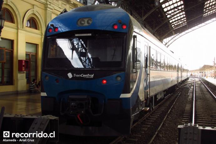 Tren Terrasur Alameda Chillan