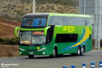 Buses Santiago La Serena