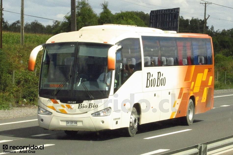 buses bio bio - irizar century - temuco - gsvl13 - dvcf39