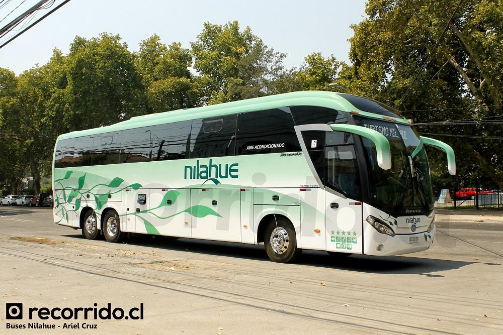 jjjc29 - roma 370 - volvo - nilahue - recorridocl