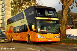 Buses - JAC - Puerto Montt