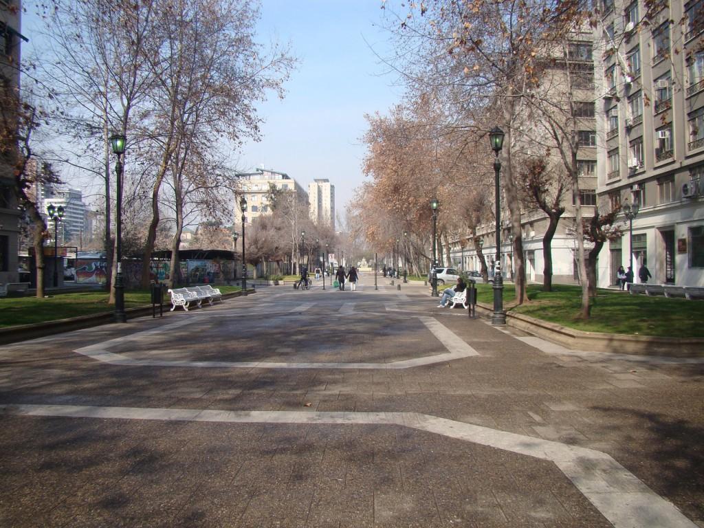 Paseo Bulnes