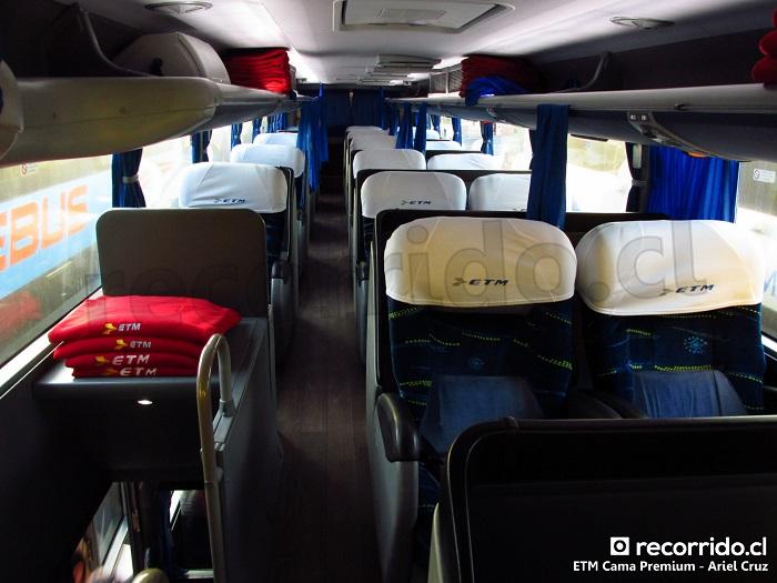 Bus Cama Premium de ETM