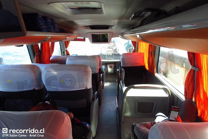 Bus Salón Cama de ETM