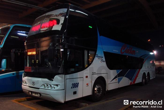 2868 - fybw57 - cidher - pullman bus - skyliner - puerto montt