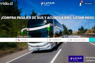 recorridocl - latam pass