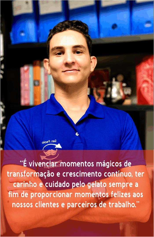 Victor Máximo - Gerente Regional