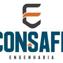 Logo CONSAFE ENGENHARIA
