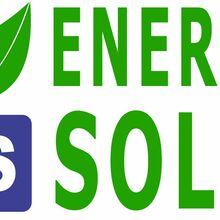 Logo E J S ENERGIA SOLAR
