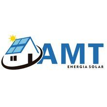 Logo AMT - AUTOMACAO RESIDENCIAL LTDA