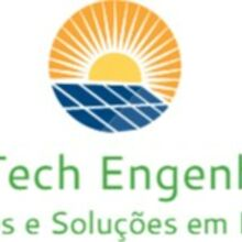 Logo ECOTECH ENGENHARIA PROJETOS E SOLUCOES EM ENERGIA