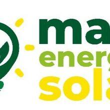 Logo MAIS ENERGIA SOLAR