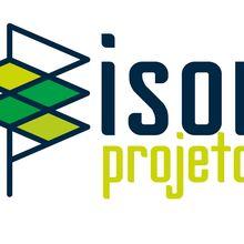 Logo PISON PROJETO & INSTALACAO