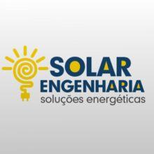 Logo SOLAR ENGENHARIA