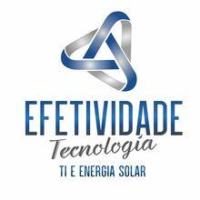 Logo EFETIVIDADE SOLUCOES EM TECNOLOGIA & ENERGIA SOLAR