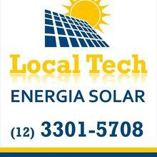 Logo LOCAL TECH ENERGIA SOLAR