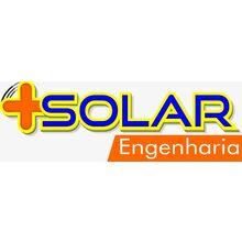 Logo +SOLAR ENGENHARIA