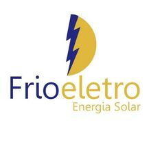 Logo FRIO ELETRO AR-CONDICIONADO E ENERGIA SOLAR