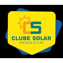 Logo CLUBE SOLAR BRASIL