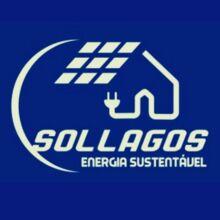 Logo SOLLAGOS ENERGIA SOLAR