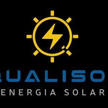 Logo QUALISOL ENERGIA SOLAR