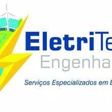 Logo EletriTech Engenharia