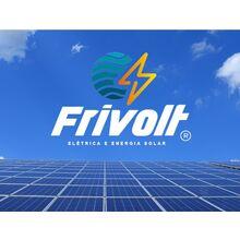 Logo FRIVOLT ELETRICA E REFRIGERACAO