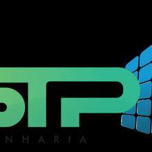 Logo STP ENGENHARIA