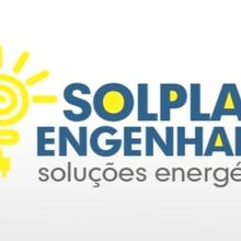 Logo SOLPLAC ENGENHARIA